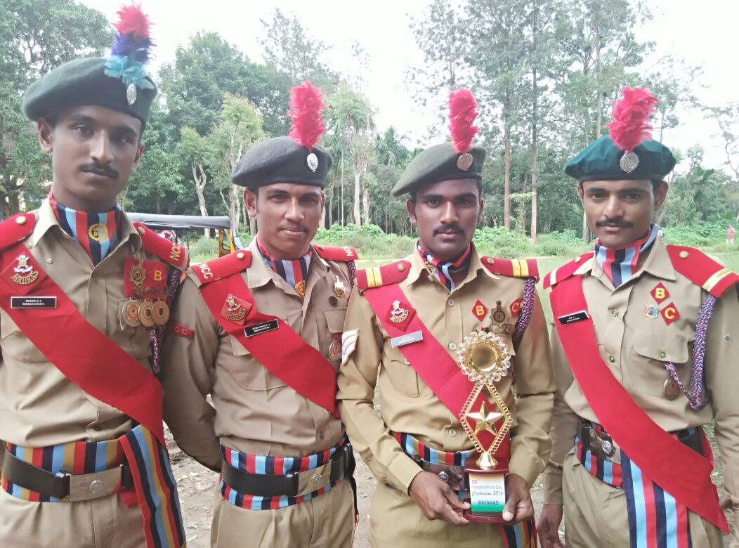Senior Cadets