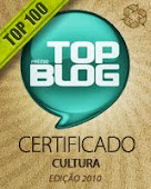 Certificado 2010 - Top Blog