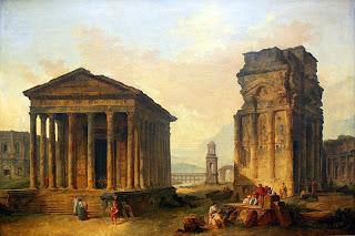 View of Ripetta, 1766