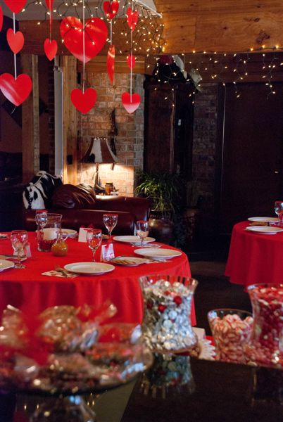 Joel 39 s journey valentine couples party for Valentines dinner party ideas