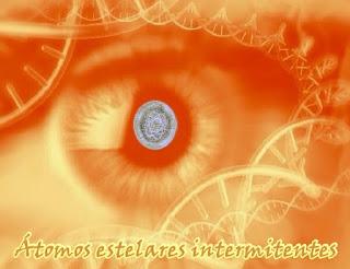 Querido, aún no eres consciente que estás constituido por Mis Átomos Estelares Intermitentes que te transmiten información a la velocidad de la Luz.