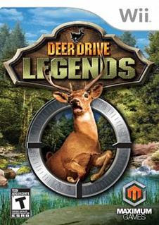 Deer Drive Legends   Nintendo Wii