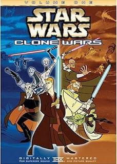 Star Wars Clone Wars Genndy Tartakovsky