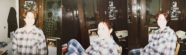 Jamie Allison Sanders, #TBT, Throwback Thursday, #ThrowbackThursday, hair color, hair dye, red hair