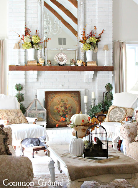 IMG 1067+2 Vintage inspired French Country home tour
