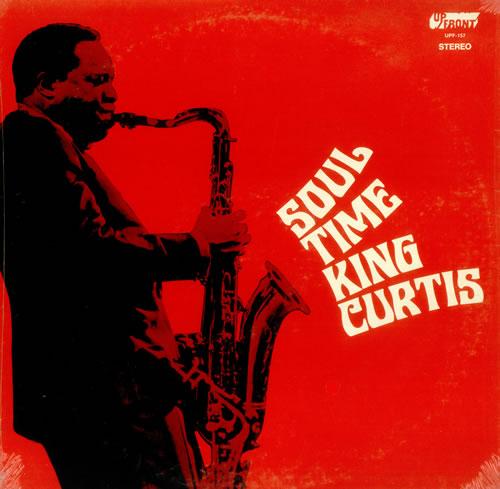 Memphis Soul Stew King Curtis: Deep Art Nature: August 2012