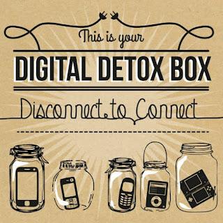 Viciados em tecnologia Desintoxicantes Digital ou Detox digital
