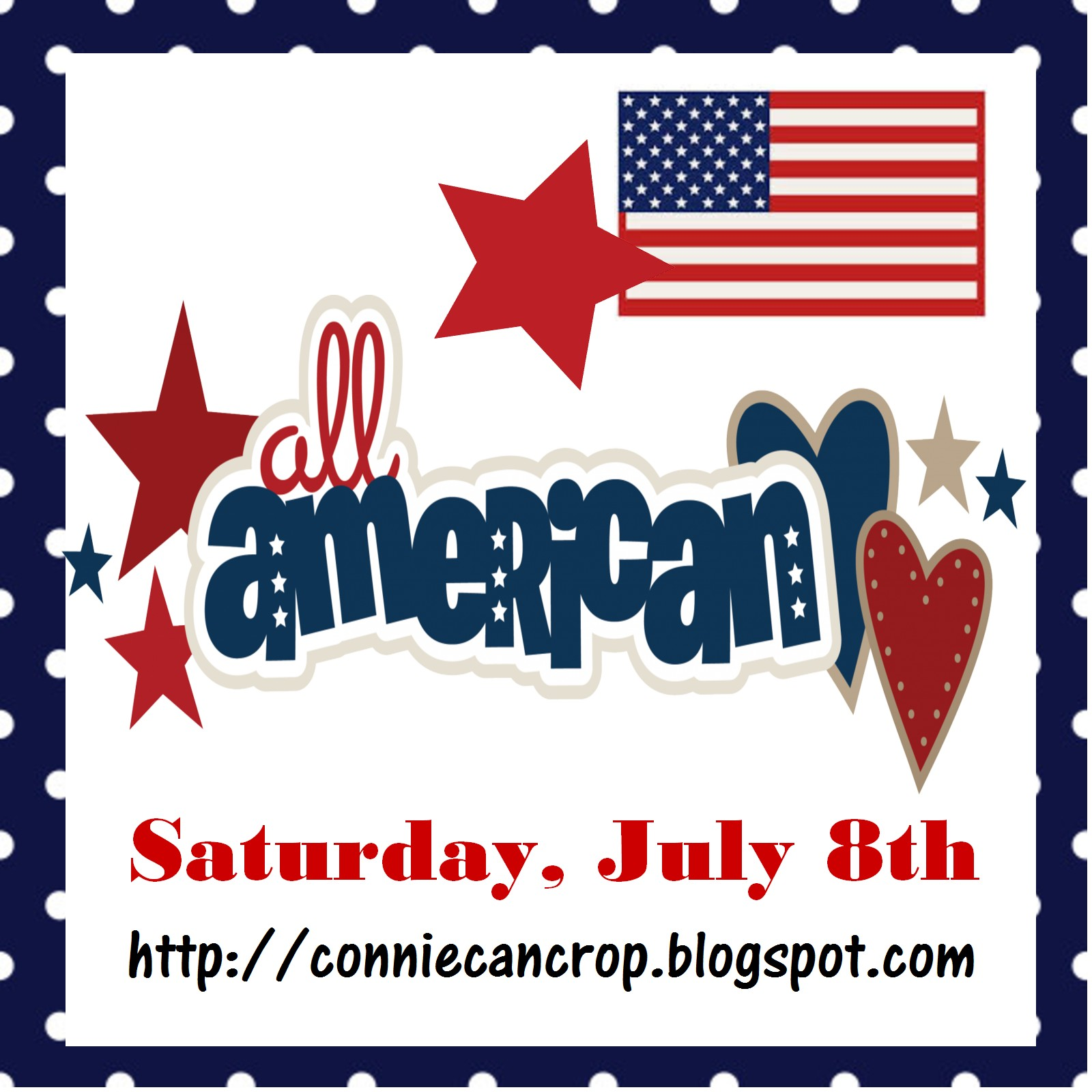 All American Blog Hop