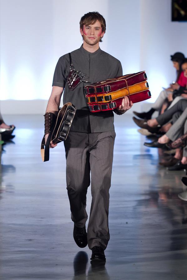 Eco Fashion Week, EFW06, Eco Fashion, Eco Designer, Runway Show, Vancouver Fashion, Five Left