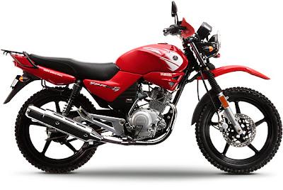 Motorcycle Brands Yamaha Ybr 125g