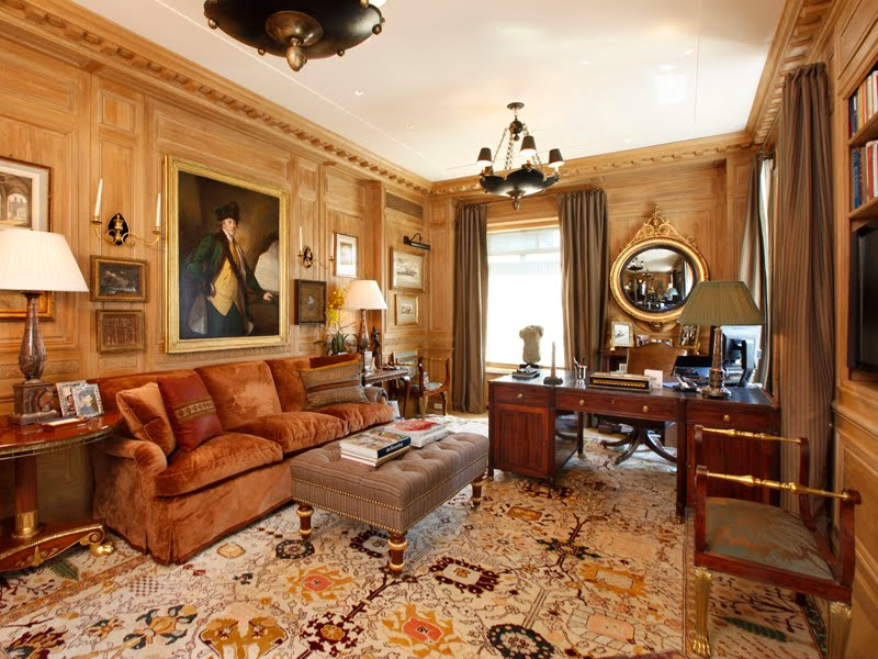 See this house a 50 million dollar new york city pied a for Million dollar apartments nyc