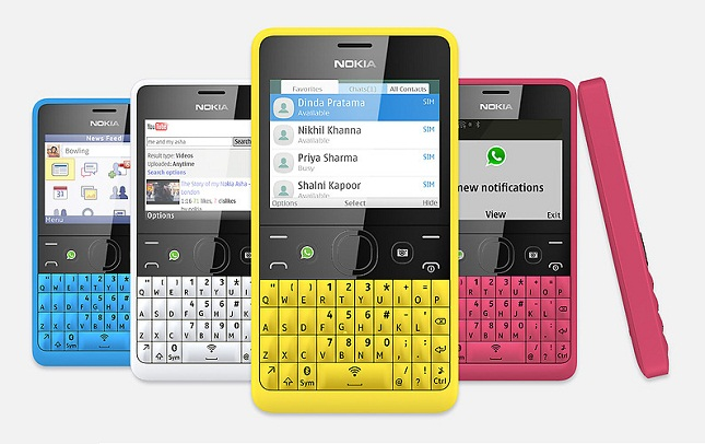 Nokia Asha 210 - Price, Features and Specifications