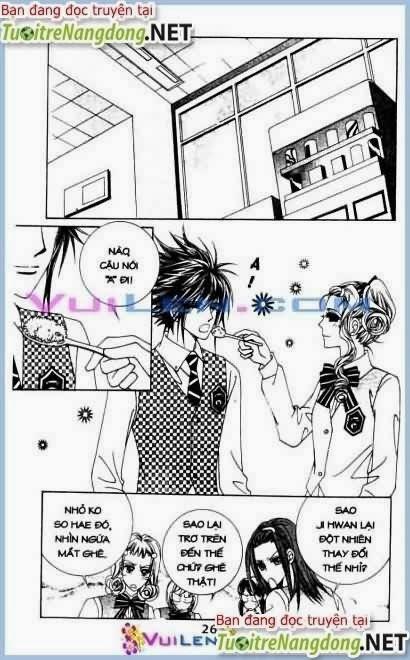 Sức Thanh Xuân chap 12 - Trang 26