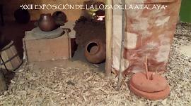 """""""XXIII EXPOSICIÓN DE LA LOZA DE LA ATALAYA"""""""