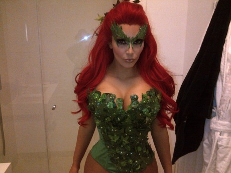Kim Kardashian Poison Ivy