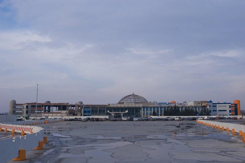 Port lotniczy w Kaliningradzie - fot. Foma39 CC BY-SA 3.0