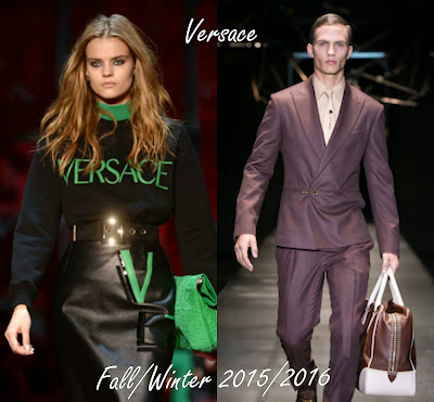 versace milan fashion week 2015 mind of a fashionista
