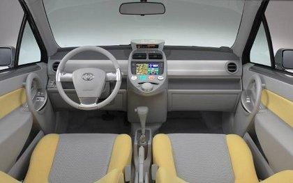 Foto Mobil Konsep Toyota ES3 10