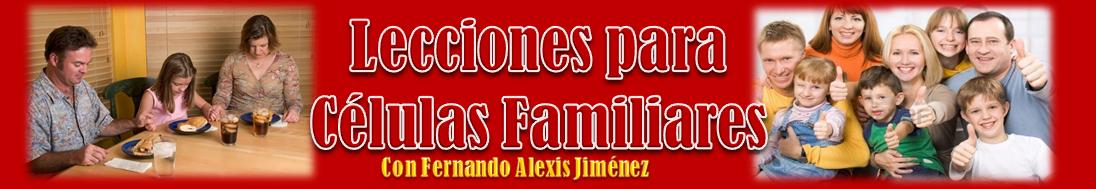GRUPOS CELULARES PARA LA FAMILIA