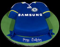 Picture Chelsea Football Birthday Cakes Chelsea