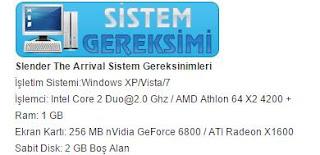 Slender The Arrival Türkçe Full PC İndir