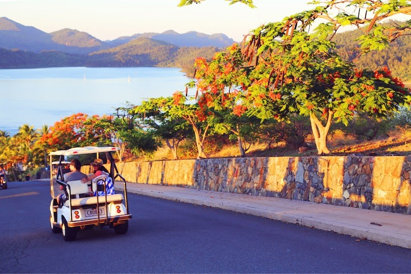 Travel, Queensland, Hamilton Island, Gypsea Swimwear, YSL, yoga, health, Whitsunday Islands, Daydream Island, Whitehaven Beach, Camira Sailing Adventure, Cruise Whitesundays, Reef View Hotel Hamilton Island, Heart Reef, Harty Reef, Helicopter, The Great Barrier Reef, Golf Buggy