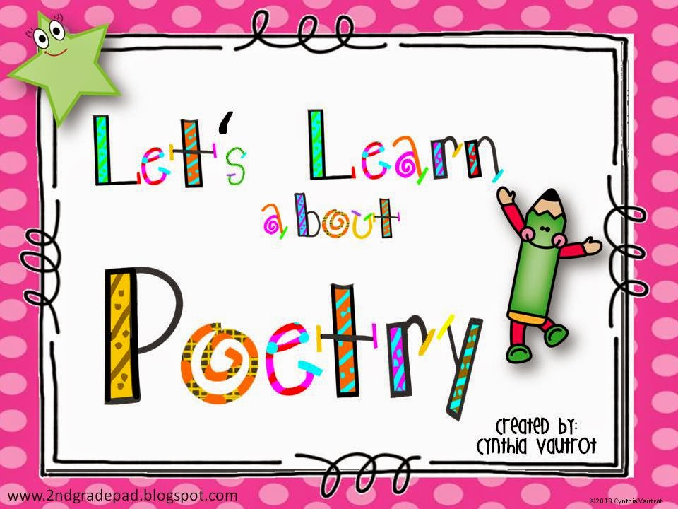 http://www.teacherspayteachers.com/Product/Lets-Learn-About-Poetry-Common-Core-Standard-10-513112