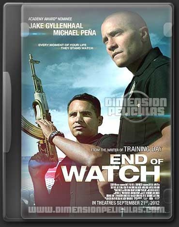 End of Watch (DVDRip Inglés Subtitulada) (2012)