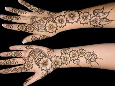 #7 Mehndi Designs Wallpaper
