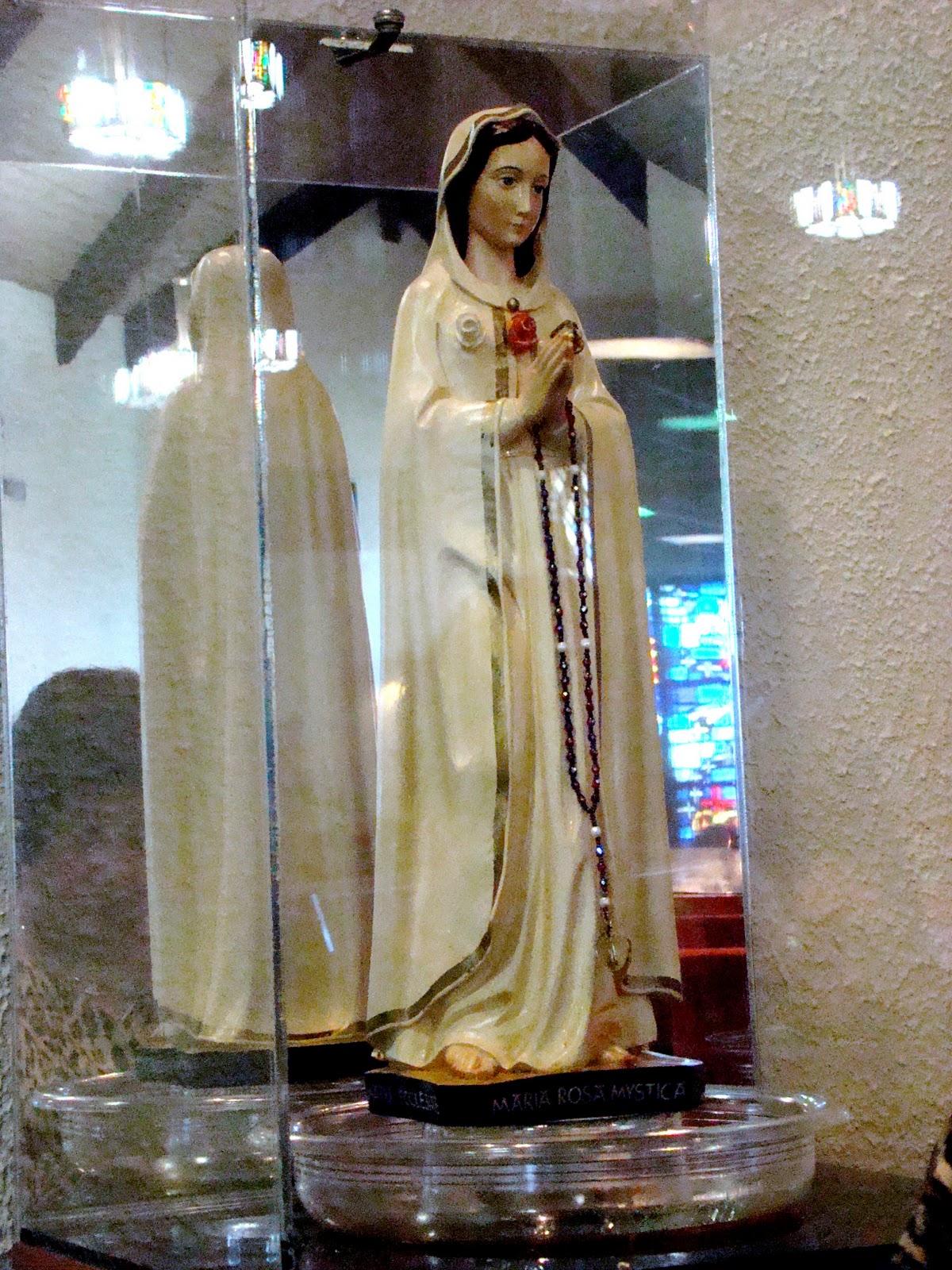 IMAGENES RELIGIOSAS María Rosa Mística - Imagenes De La Virgen Con Rosas
