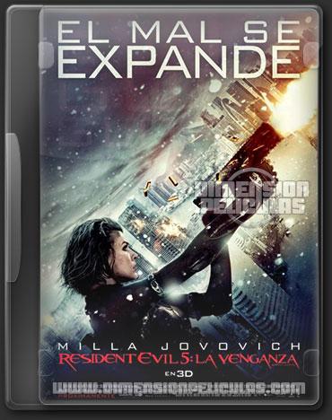 Resident Evil Retribution (BRRip HD Español Latino) (2012)