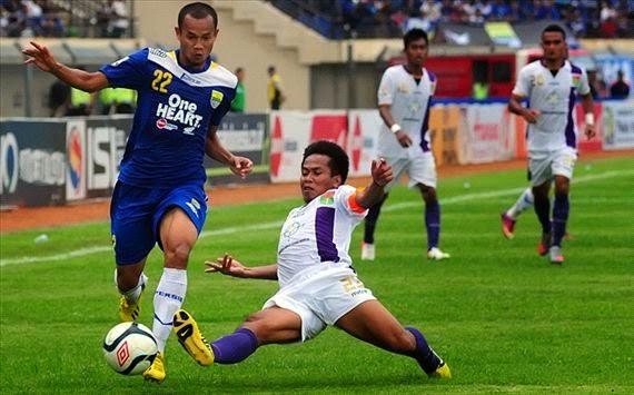 Persita vs Persib Minggu (31/8) Digelar di Bandung