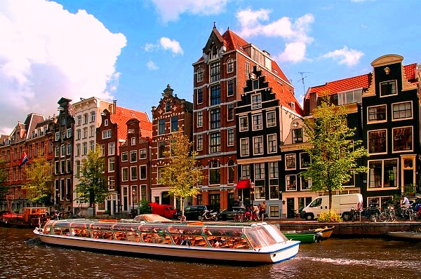 Amsterdam And Bruges Tour From London