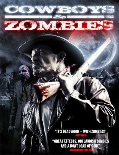 Ver Cowboys vs Zombies (2014) Online