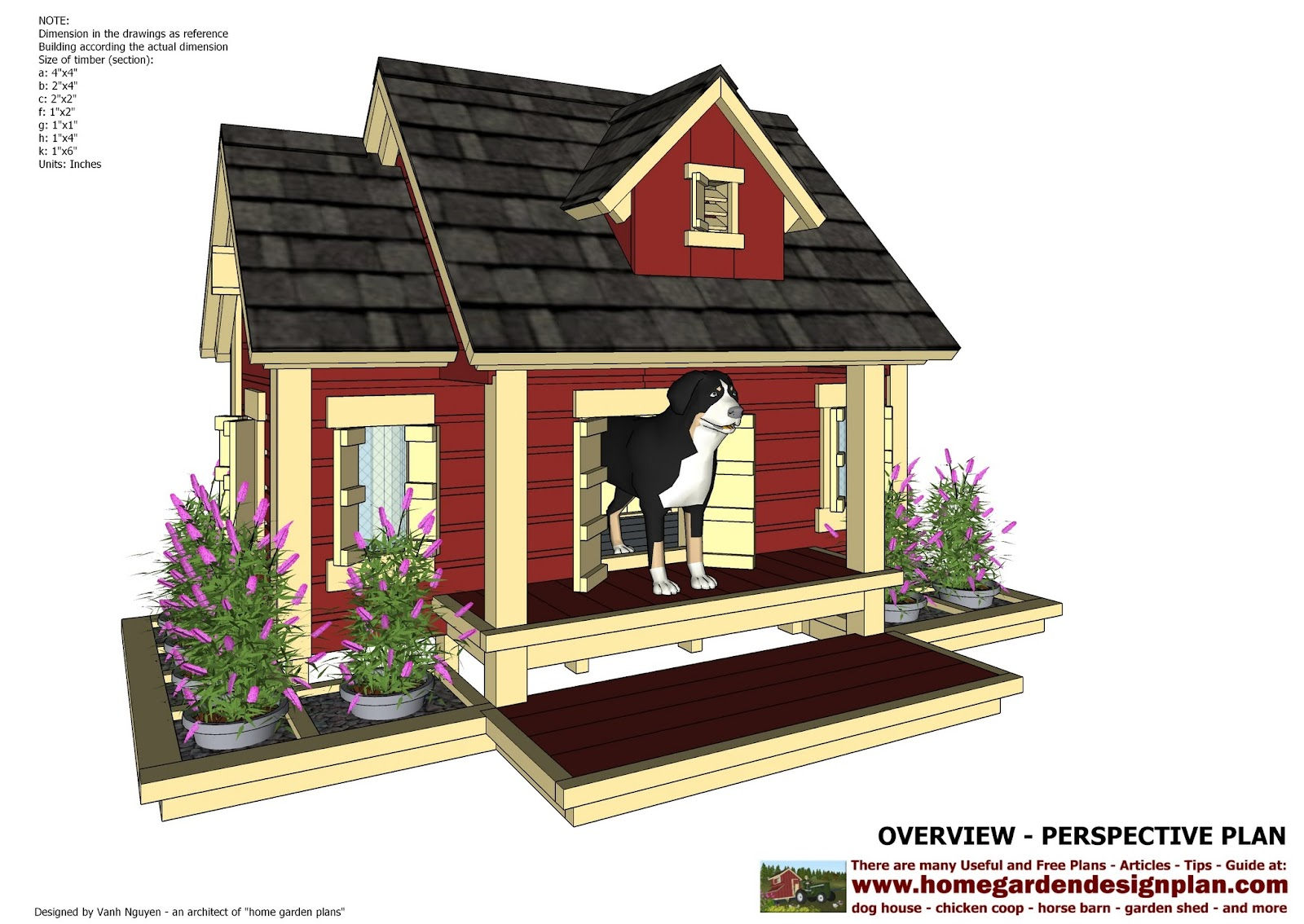 House construction dog house construction for Insulated dog house plans pdf