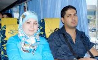 عمر الصعيدي وزوجتة