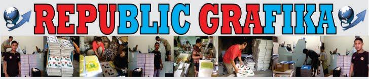 Percetakan Murah Surabaya | Republic Grafika Surabaya