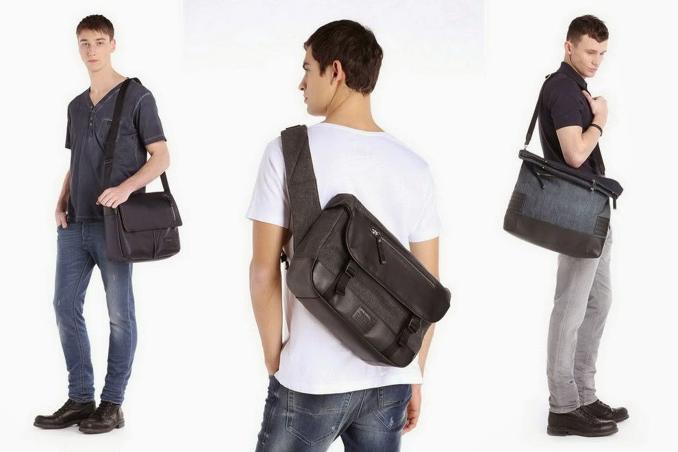 Мужские сумки: барсетки За и против