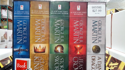 Collector's Game of Thrones Box Set by George R.R. Martin