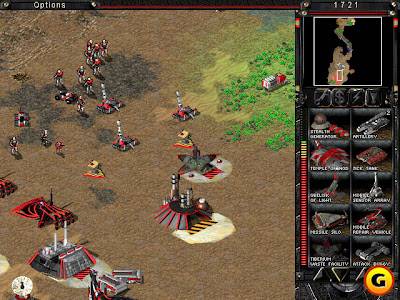 The Game Command & Conquer: Tiberian Sun