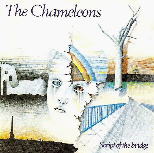 THE CHAMELEONS - Script of the bridge (1983)
