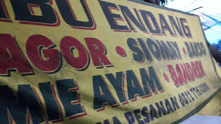 Siomay  Dan Batagor Ibu Endang Demang Lebar Daun Palembang