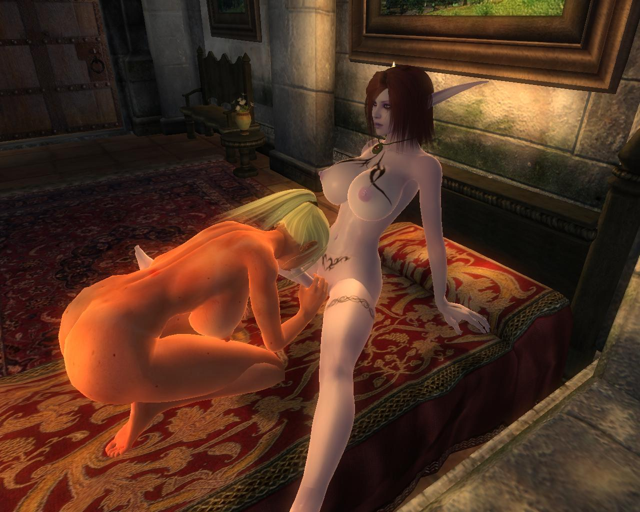 Adult only mods for oblivion anime pics