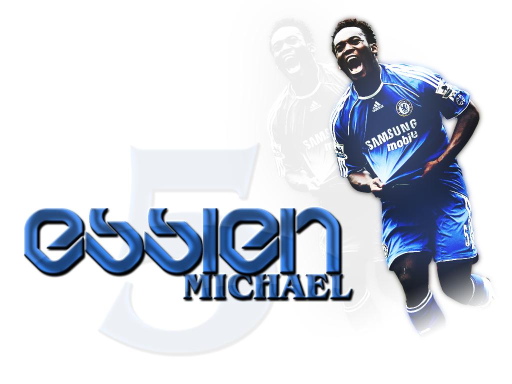 Michael Essien Chelsea Wallpaper 2011 6