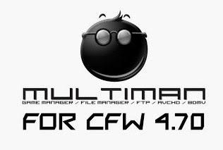 Cara Download Dan Install MULTIMAN 4.70.02 CEX Terbaru Untuk PS3 Gratis