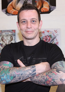 Most number of tattoo design, Petersfield tattooist Guinness Book of Records,