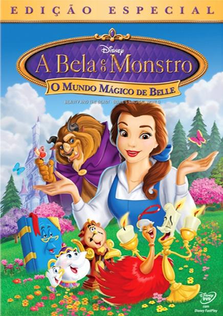 A Bela e o Monstro: O Mundo Mágico De Belle PT-PT O+Mundo+M%25C3%25A1gico+de+Belle+%255BCapa2%255D