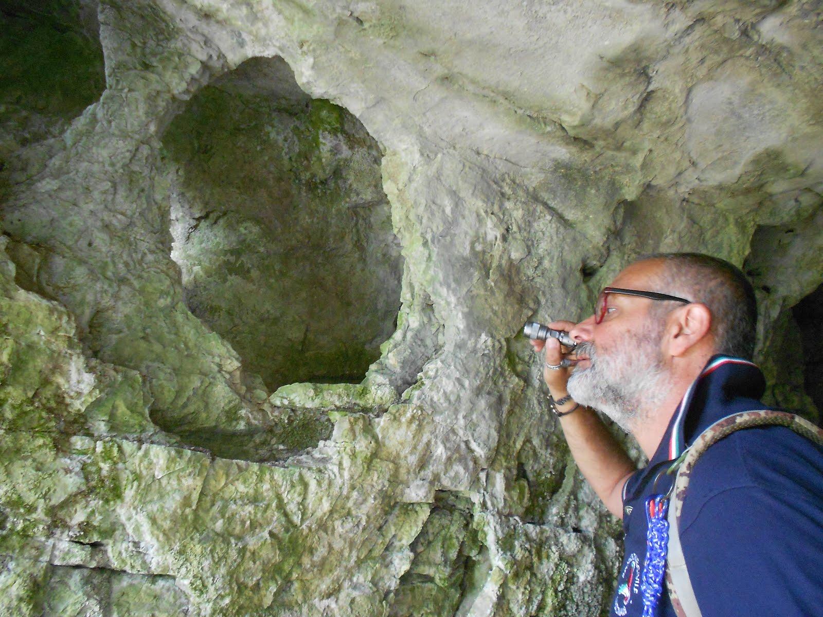 Civitella Alfedena Grotta Oasi della Lince