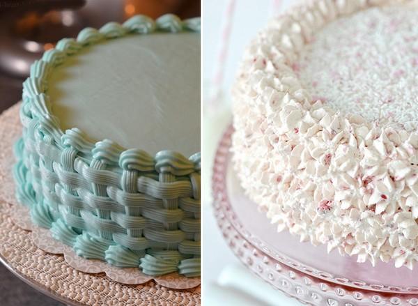 Panna montata per decorare torte e dolci agenda di cucina - Decorazioni natalizie per torte ...