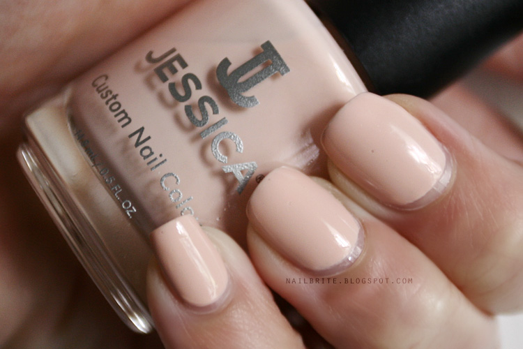 Jessica Nail Polish Pink - Creative Touch